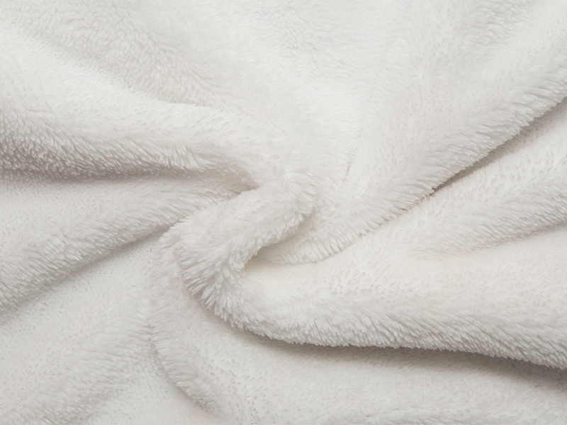 Ткань Аквастоп Полотно ворсовое 100% П/Э (флис) 210гр/м2 TPU