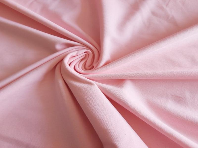 Ткань АкваСтоп 100%С(кулирка (140гр/м2+TPU мембрана) розовый